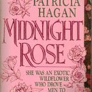 Midnight Rose by Patricia Hagan (Paperback)