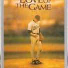 For Love of the Game (VHS Movie) Kevin Costner, Kelly Preston, 1999