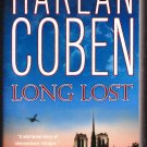 Long Lost by Harlan Coben (paperback)