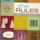 The Rules; Ten to live By written by Mark Nicholas (paperback) 2003