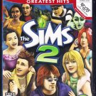 The Sims 2 (Greatest Hits) Playstation 2