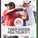 Tiger Woods PGA Tour 11 (XBox 360) Game