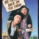 Ma and Pa Kettle Back on the Farm (VHS Movie)