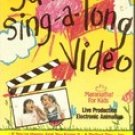 Sunday  Sing-a long Video (VHs) The Maranatha Kids