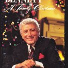 Tony Bennett: A Family Christmas (VHS Movie) 1992