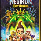 Jimmy Neutron Boy Genius (VHS Movie) 2002