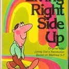 Living Right Side Up by Geoff Treasure, 1977