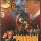 The Program (James Caan) Vhs Movie 1994
