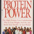 Protein Power by Michael R Eades, Mary Dan Eades, Paperback