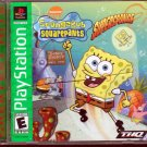 SpongeBob Squarepants: SuperSponge (Playstation Game)