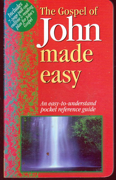The Gospel of John made Easy (Paperback) Mark Waters