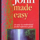 The Gospel of John made Easy (Paperback) Mark Waters