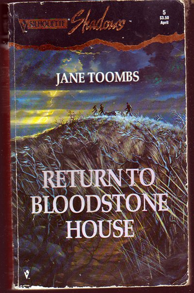 Return to Bloodstone House by Jane Toombs (paperback)