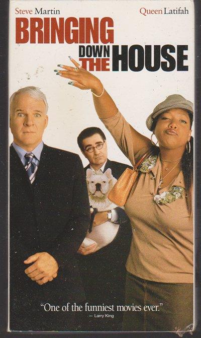 Bringing Down the House (VHS Movie) Steve Martin