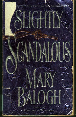 Slightly Scandalous by Mary Balogh (Paperback)