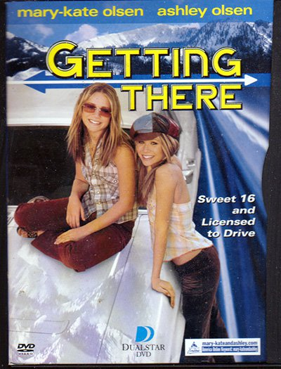 Getting There (DVD Movie) Mary Kate Olsen, Ashley Olsen