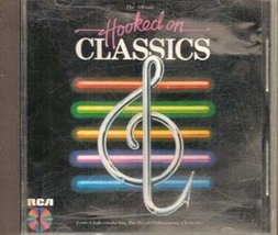 Hooked on Classics (Lewis Clark & Royal philharmonic Orchestra) Music CD