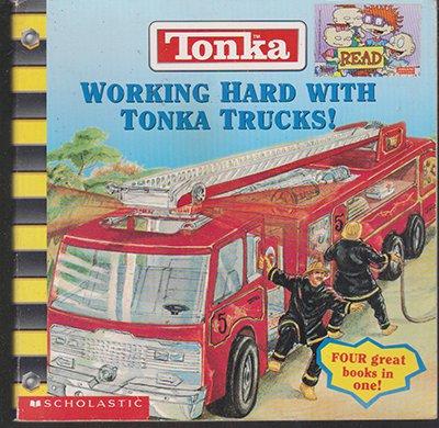 Working Hard with Tonka Trucks (Paperback)