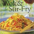 Cook's Library WOk & Stir-Fry, Hardback 2004