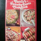 The Dairy Family's Favorite Pasta Cookbook