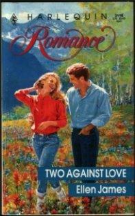 Two Against Love by Ellen James (Paperback)