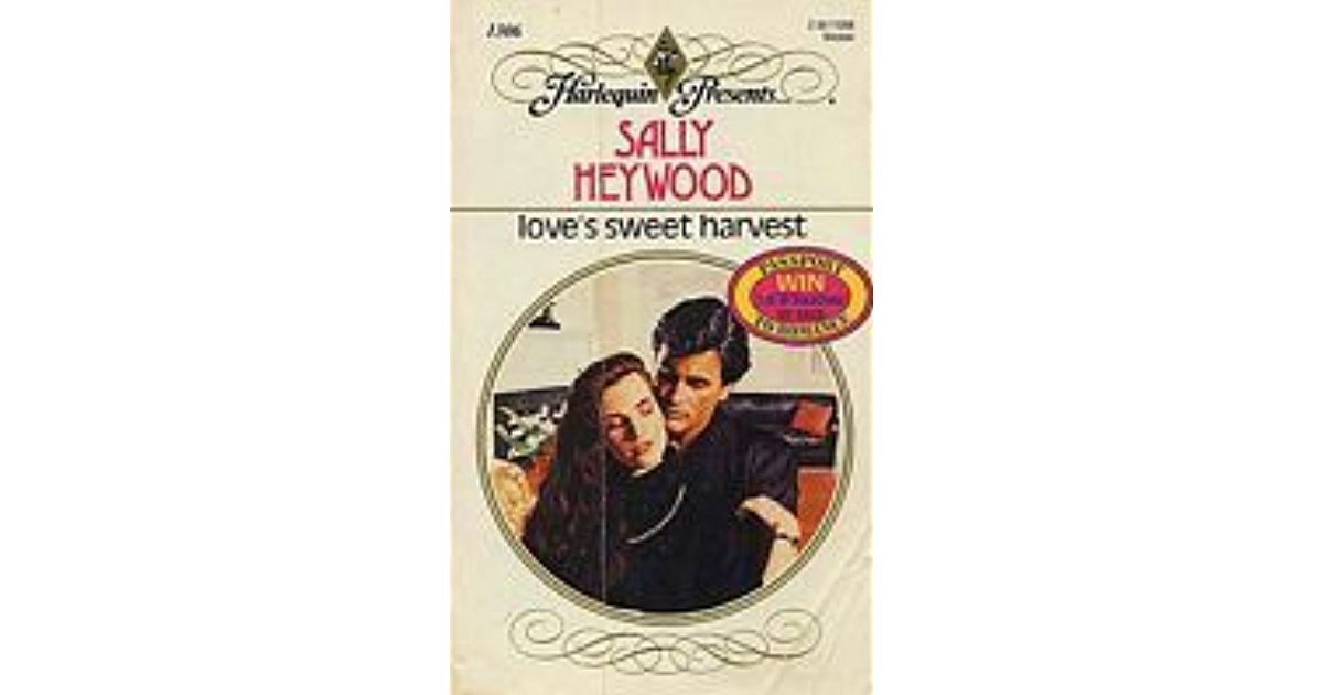 Love's Sweet Harvest by Sally Heywood (Paperback)