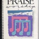Praise Worship Songbook 2 Integrity's Hosanna Music 1988 Spiral Bound