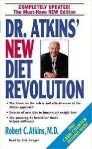 Dr. Atkins New Diet Revolution by Robert C Atkins (paperback)