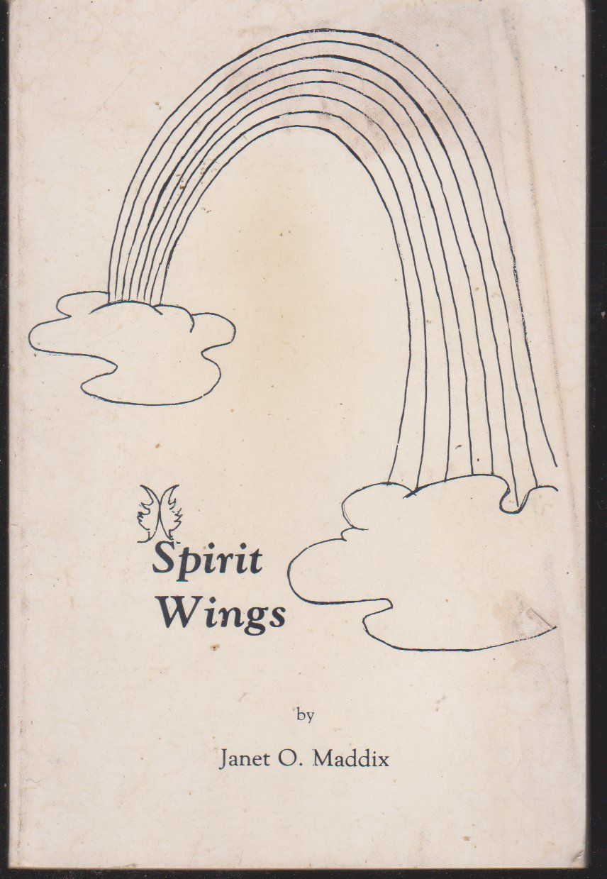 Spirit Wings by Janet O Maddix (Signed)