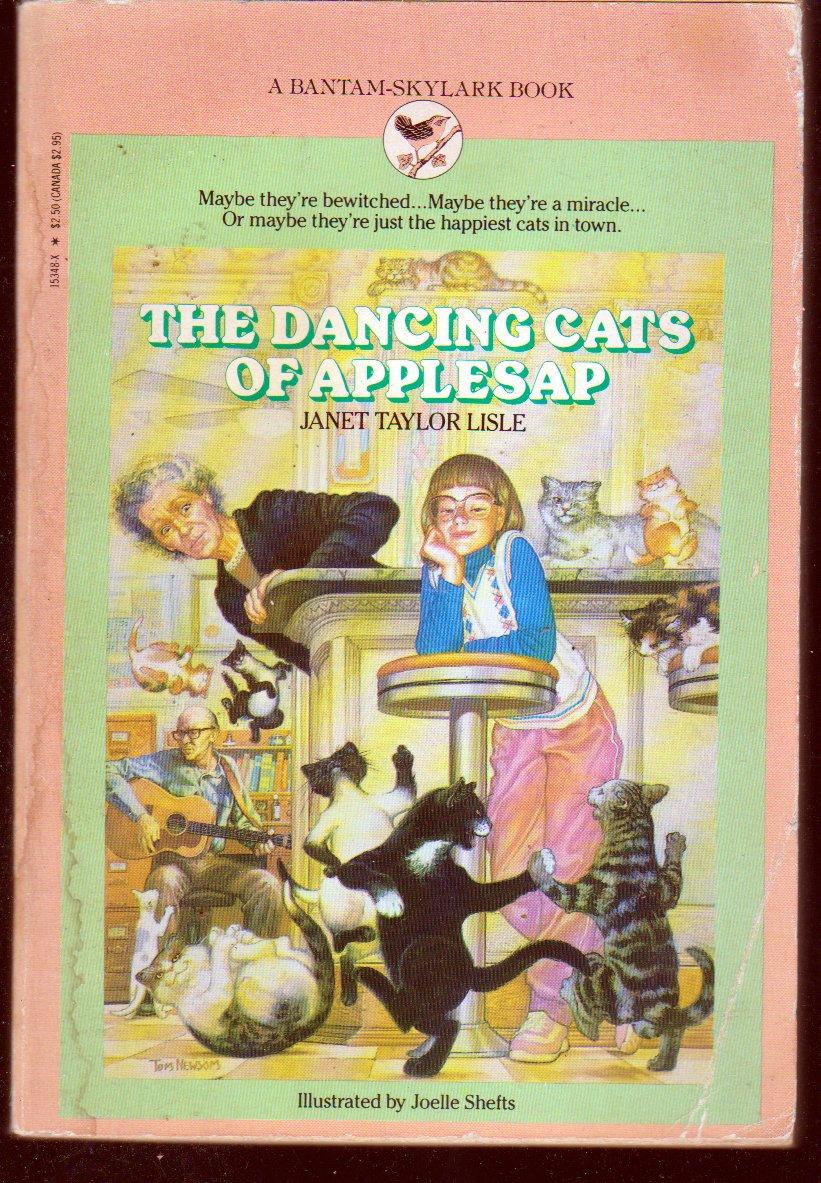 The Dancing Cats of Applesap - Janet Taylor Lisle