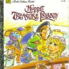 The Muppet Treasure Island (Little Golden Book) by Ellen Weiss