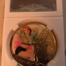 Marilyn Monroe Limited Edition 24kt coin