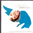 Jewel - Pieces of You CD - COMPLETE  (combine shipping)