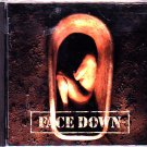 Face Down - Rule the Wicked CD - COMPLETE * combined shipping