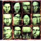 40 Grit - Heads CD - COMPLETE  (combine shipping)