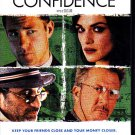 Confidence DVD, 2003 - COMPLETE * combined shipping