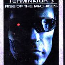 Terminator 3 - Rise of the Machines DVD, 2003 - COMPLETE * combined shipping