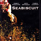 Seabiscuit DVD, 2003 - COMPLETE * combined shipping