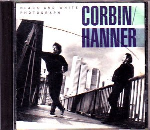 Corbin Hanner - Black & White CD - complete