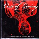 Cost of Living - Trample the Weak CD - COMPLETE * combined shipping
