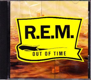 R.E.M. - Out of Time CD - COMPLETE * Combined Shipping