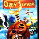 Open Season DVD, 2007, Widescreen - COMPLETE *combined shipping