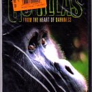 Gorillas From the Heart of Darkness DVD - Brand NEW