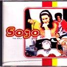 SoZo - The Walk CD - COMPLETE