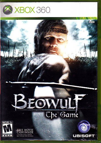 Beowulf - the Game - Xbox 360 Video Game - COMPLETE combined shipping