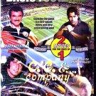 Basic Football & C.C. & Company ( 2 movie disc ) DVD - Brand NEW