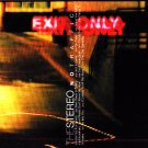 The Stereo - No Traffic CD - COMPLETE