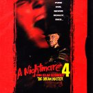 A Nightmare on Elm Street 4 - The Dream Master DVD - COMPLETE