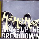 Hot Hot Heat - Make Up the Breakdown CD - COMPLETE