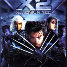 X2: X-Men United (Widescreen Edition) DVD - COMPLETE (combine shipping)